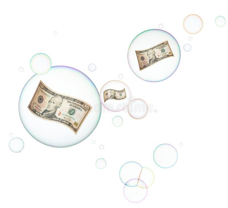 bąbel ekonomiczny zdjęcia royalty free