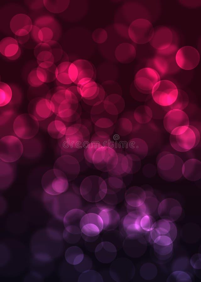 bąbla światło ilustracja wektor