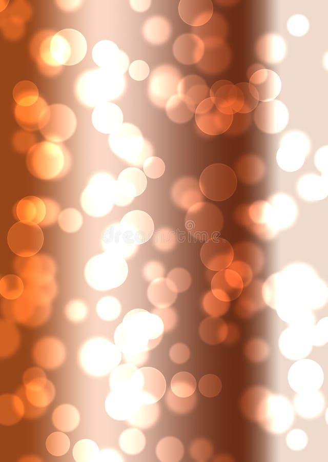 bąbla światło fotografia stock