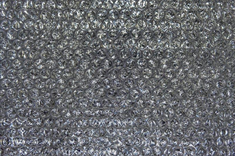 Bąbla opakunku tekstura obrazy royalty free
