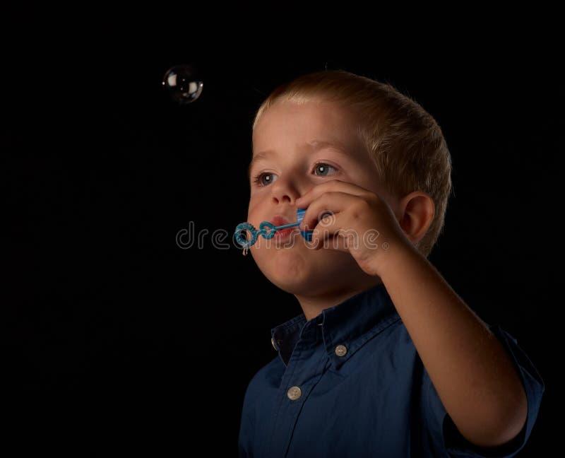 bąbla zabawy mydło fotografia stock
