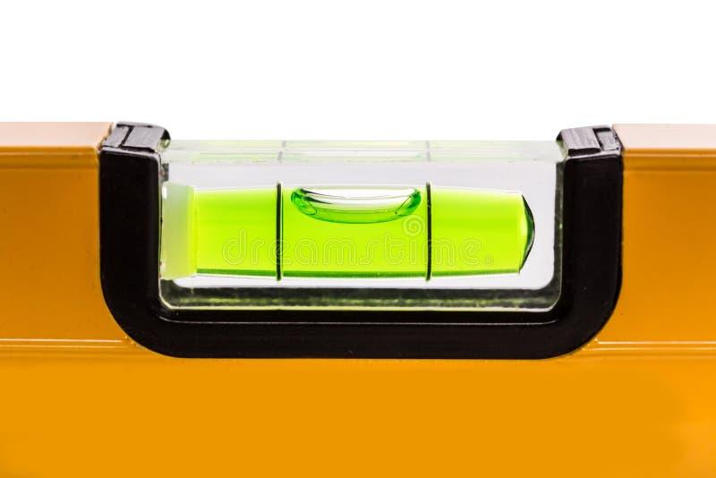 bąbla zieleni poziom zdjęcie royalty free