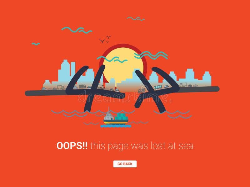404 błędów strony czerwieni prymki grafiki znajdujący tło ilustracji
