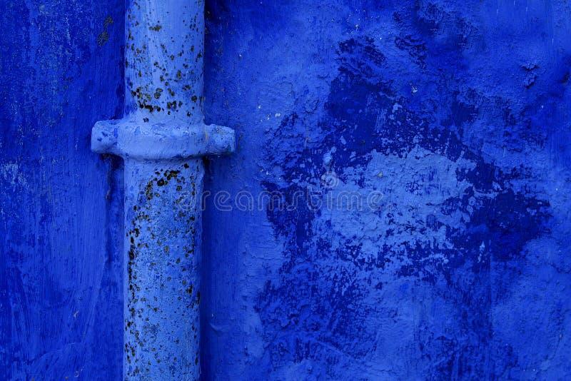 błękit drymba fotografia stock