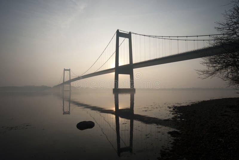 błękit most zdjęcie stock