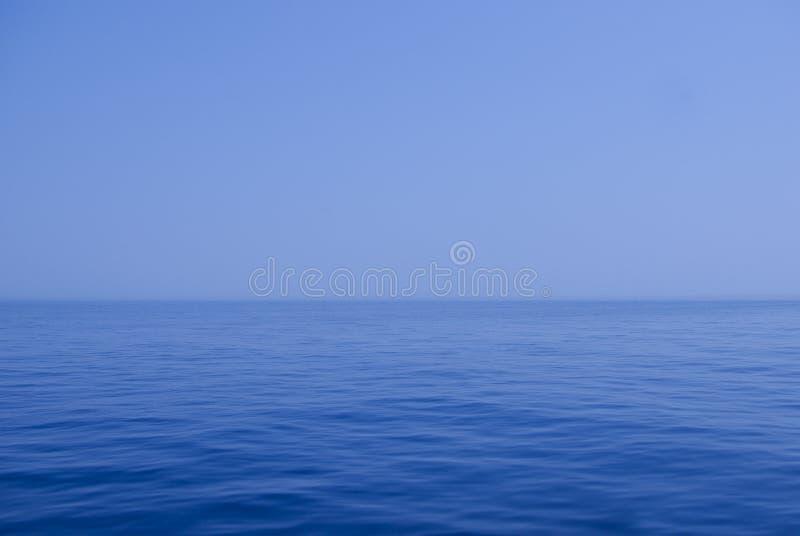 błękit zgłębia grka obraz stock