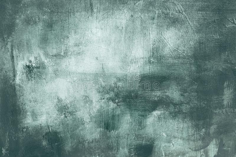 Błękitna grungy obraz tekstura lub tło fotografia royalty free