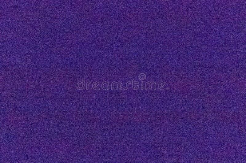Błękitna rocznik tkaniny tekstura Kolor kamery obrazka hałas, jednakowy textured tkanina obrazy stock