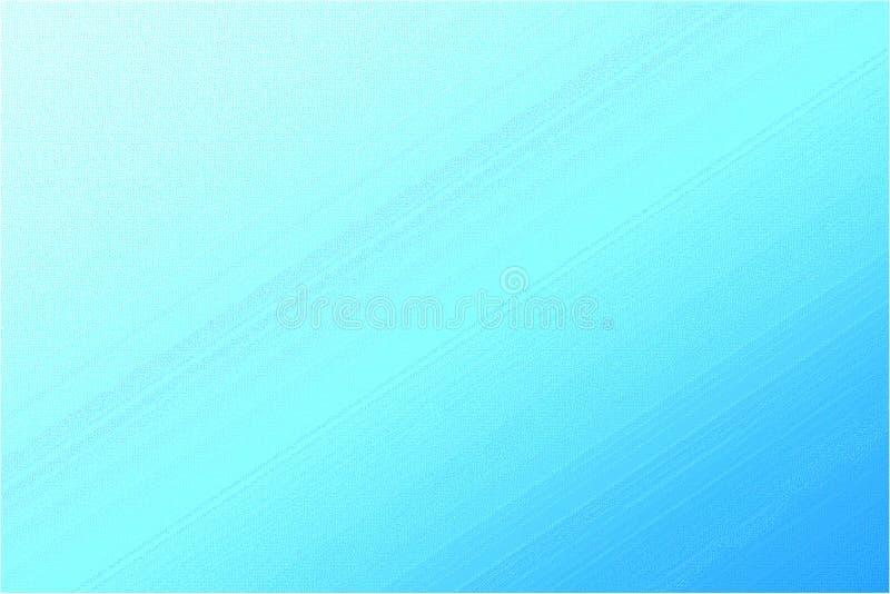 Błękitna textured gradient ściana zdjęcia stock
