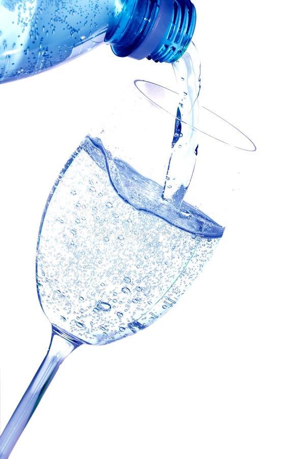 błękitna woda zdjęcie royalty free