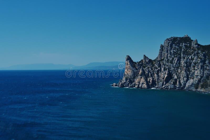błękitna woda obraz stock