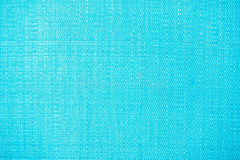 Błękitne bawełniane tekstury fotografia royalty free