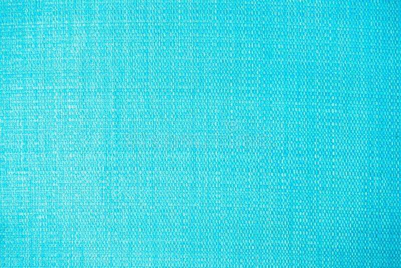 Błękitne bawełniane tekstury obraz royalty free