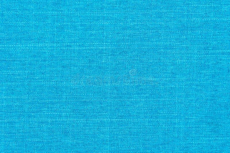 Błękitne bawełniane tekstury obrazy stock
