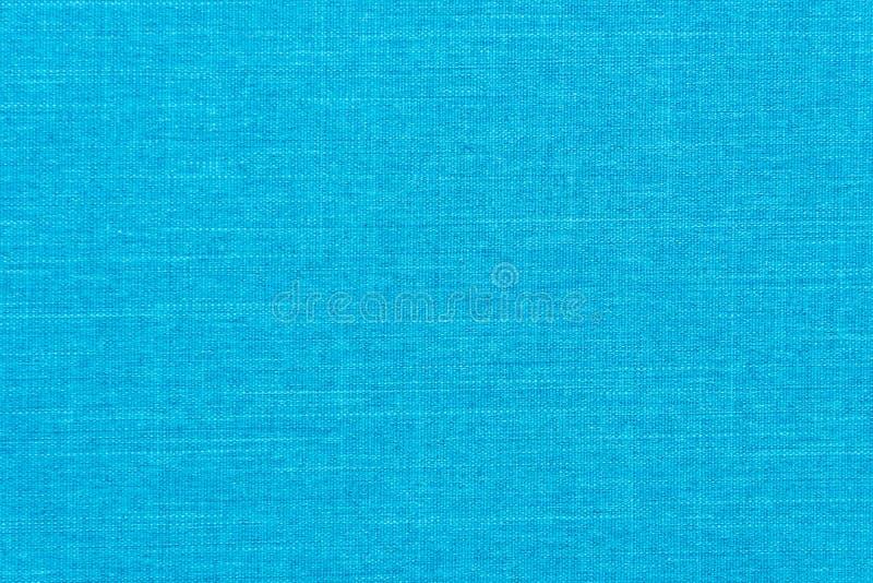 Błękitne bawełniane tekstury obraz stock