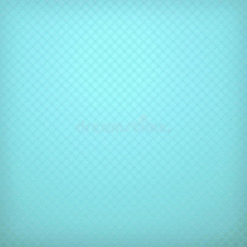 Błękitnego tła abstrakcjonistyczny projekt ilustracja wektor