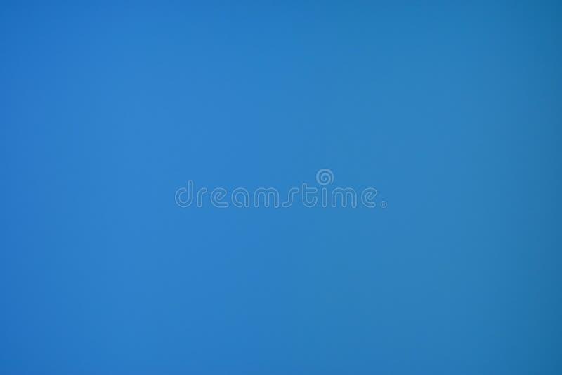 Błękitnej gradacji Podstawowy kolor obrazy royalty free
