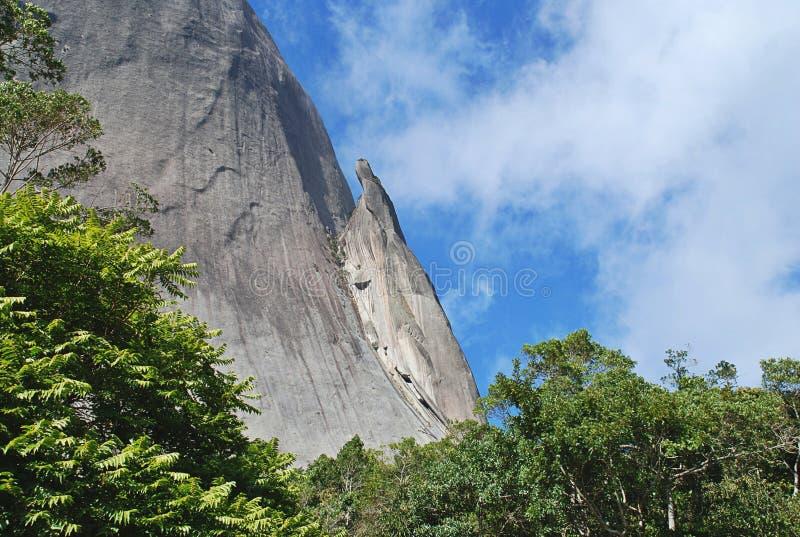 Błękitnej skały stan Park_10 obraz stock