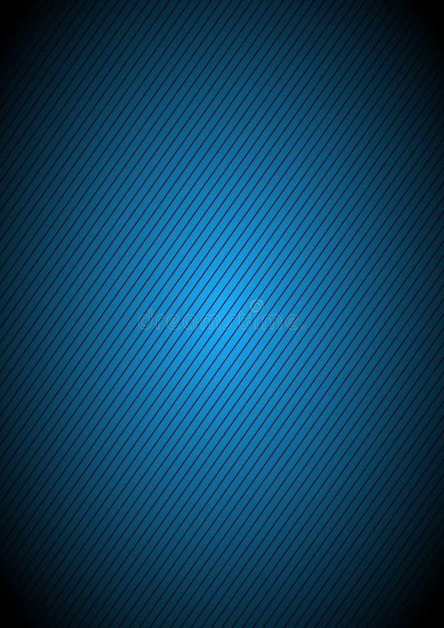 Błękitni zaproszenie karty tła lampasy ilustracji
