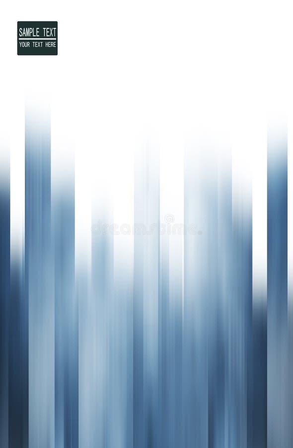 błękitny abstrakcjonistyczni tła fotografia royalty free