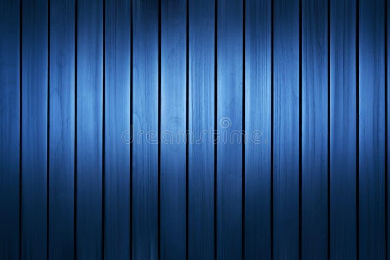 Błękitny Abstrakcjonistyczny tło fotografia royalty free