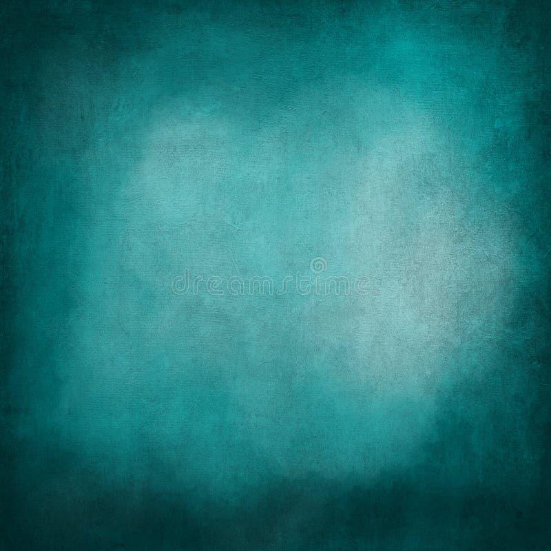 Błękitny akrylowy obrazu backgound obraz stock