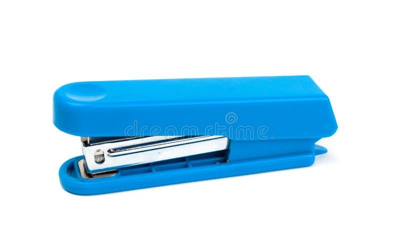 błękitny ciemny zszywacz obraz stock