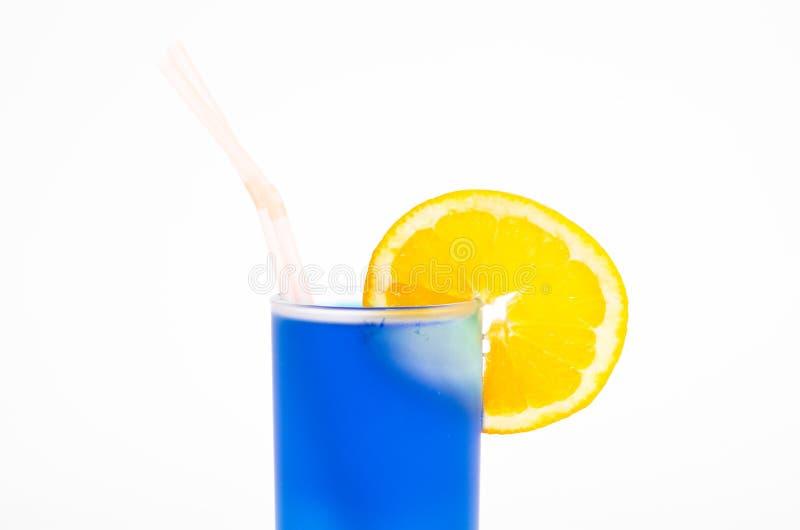Błękitny Curacao zdjęcia stock