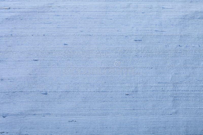 Błękitny czysty naturalny jedwabniczy tło zdjęcia stock