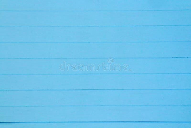 Błękitny drewno wzór obraz stock