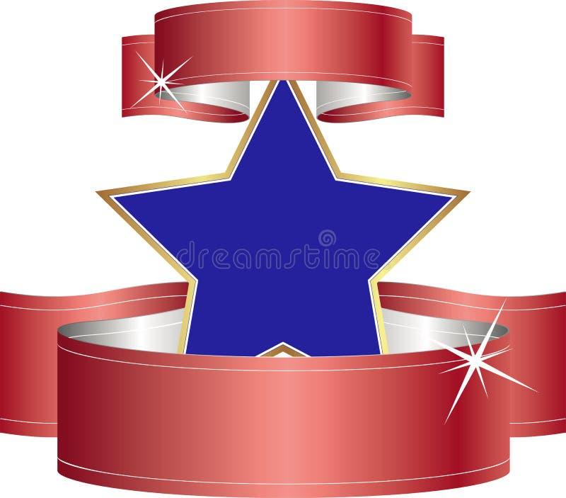 Błękitny gwiazda
