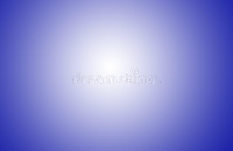 Błękitny i biały gradient obrazy royalty free