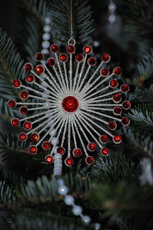 błękitny kwiatek święta ornamentu cień ilustracyjny zdjęcie royalty free