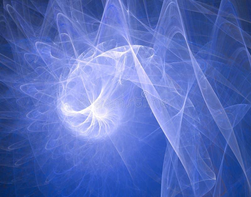 błękitny mgiełka zdjęcia stock