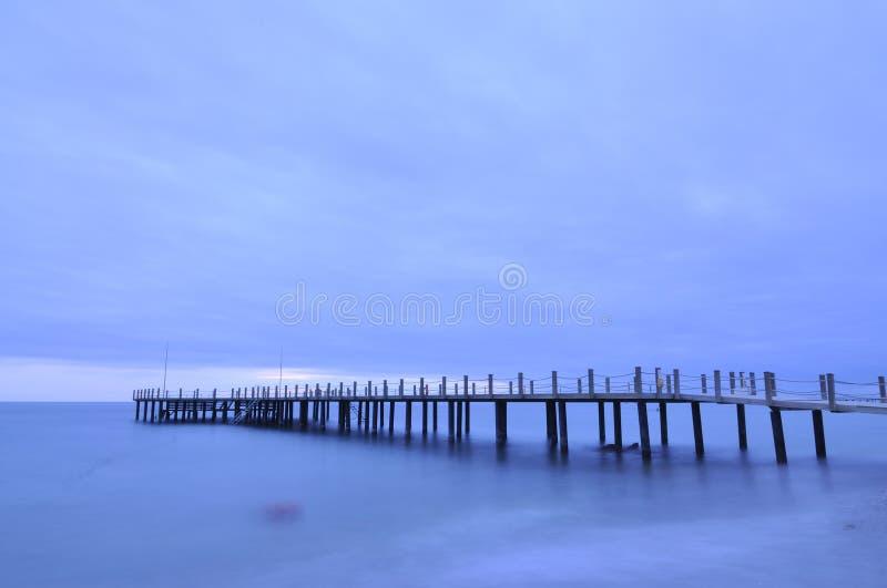 Download Błękitny morze zdjęcie stock. Obraz złożonej z coastline - 13341100