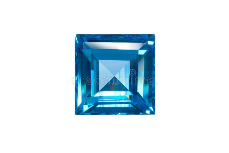 błękitny odosobniony szafir obrazy royalty free