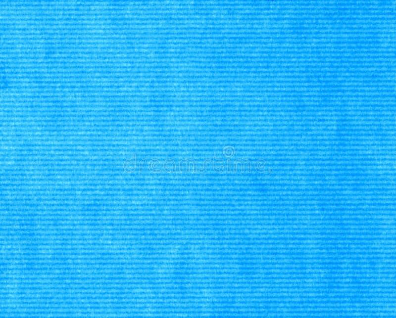 błękitny papieru tekstura zdjęcia stock
