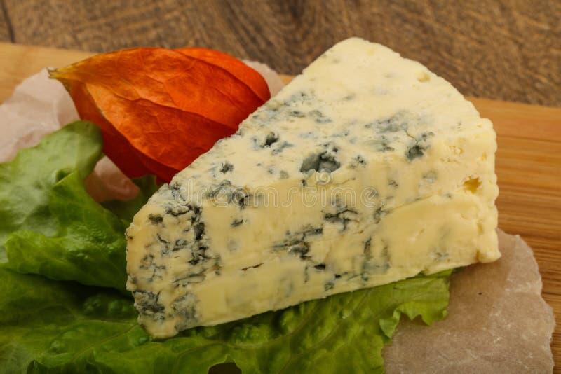 Błękitny ser obraz stock