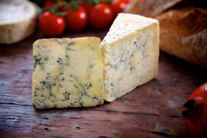 Błękitny ser obrazy stock
