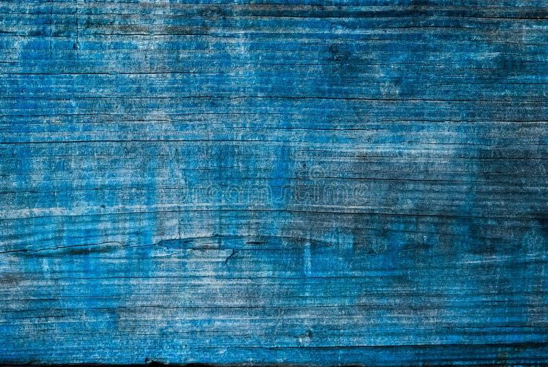 Błękitny stajni drewno 3851 zdjęcia stock