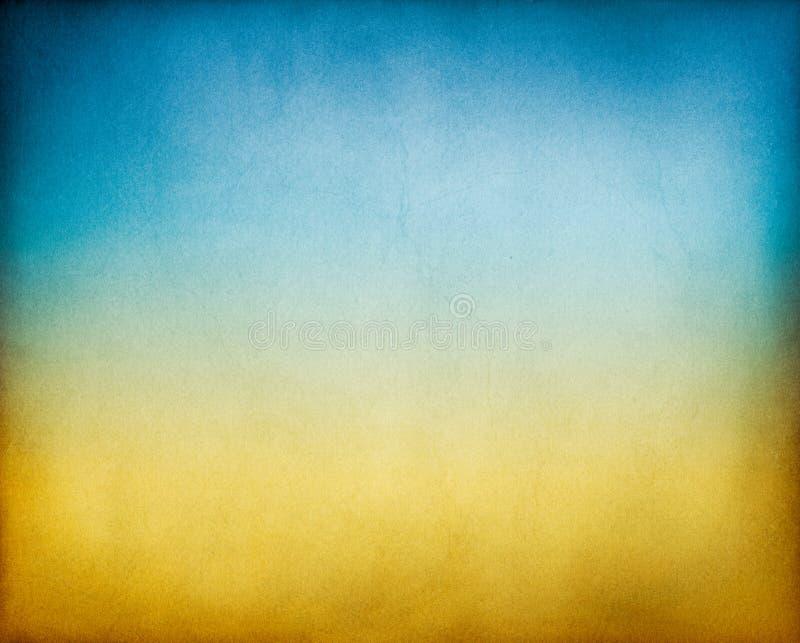 błękitny tła brąz ilustracja wektor
