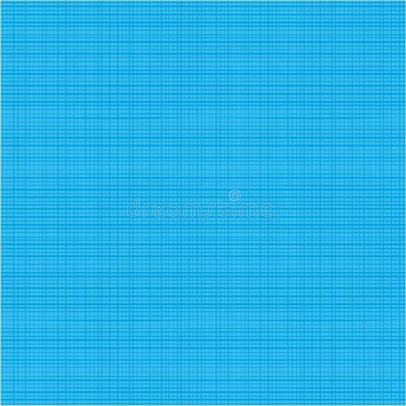 błękitny tkaniny bezszwowa tekstura ilustracja wektor