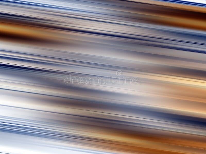 Błękitny złoto wykłada tło, grafika, abstrakcjonistycznego tło i teksturę, royalty ilustracja