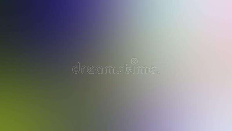 Błękitny zieleni i białego pastelowy kolor cieniący zamazuje tło tapetę ilustracji