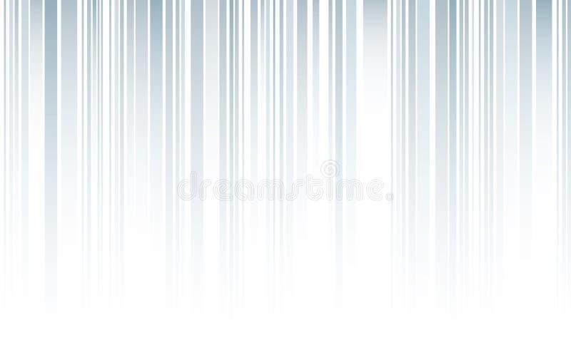 Błękitnych szarość linii wzoru tło royalty ilustracja