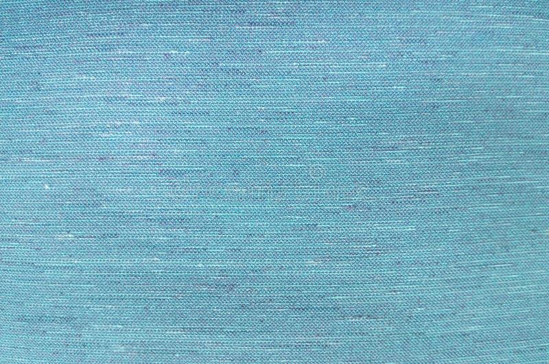 Bława bieliźniana bawełnianej tkaniny tekstura, brezentowy tło fotografia stock