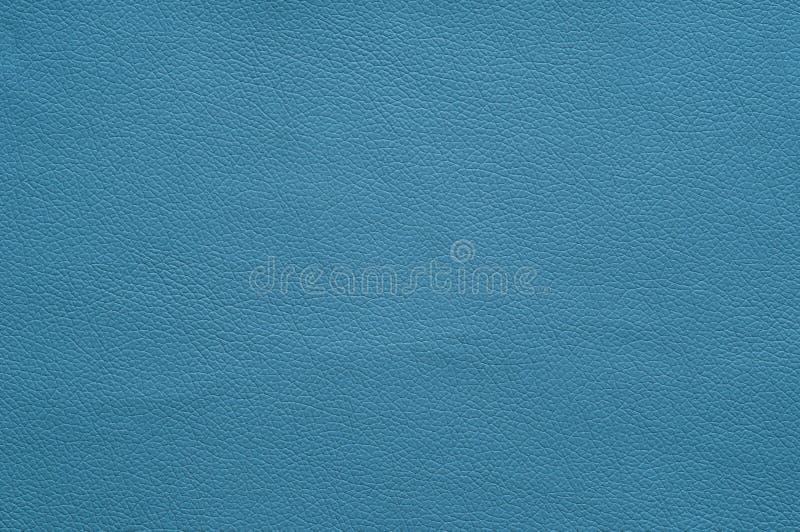 Bława sztuczna skóra z wielką teksturą zdjęcia stock