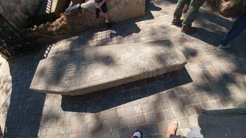 Błazenu grobowiec zdjęcie stock