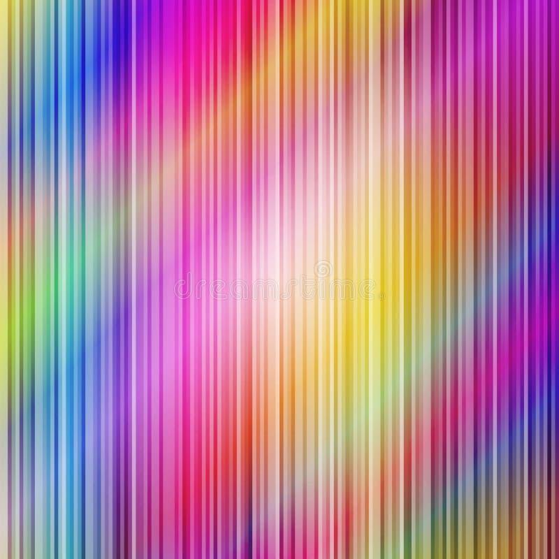 Błyszczący Kolorowy tło ilustracja wektor