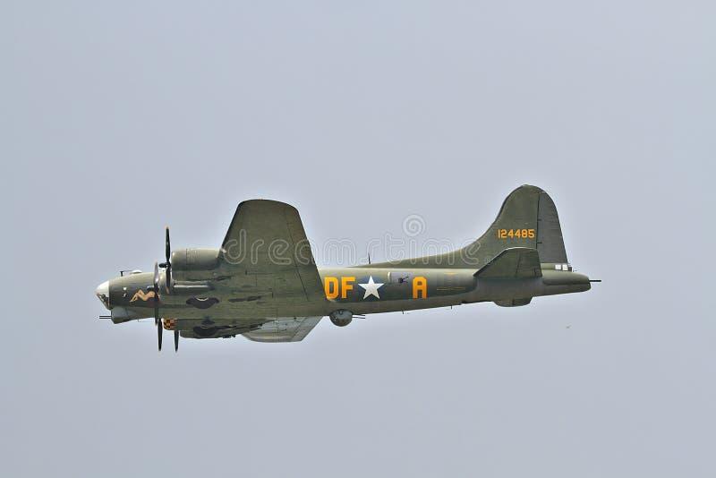 17 b飞行堡垒 库存照片